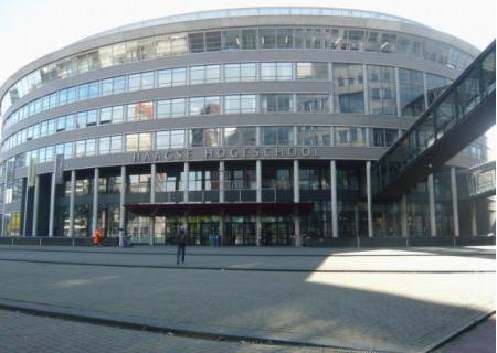 Dakdekker in Den Haag